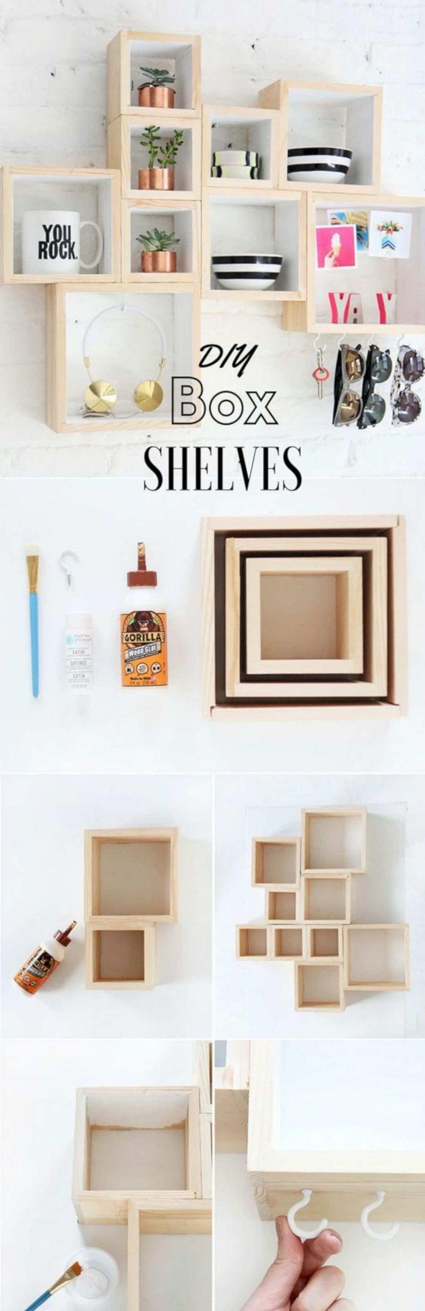 Diy Living Room Ideas  17 DIY Home Decor for Living Room