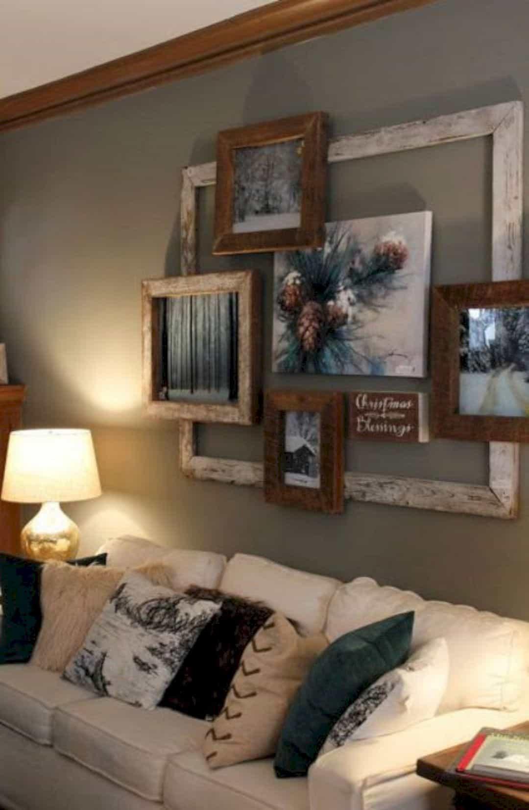 Diy Living Room Ideas  17 DIY Rustic Home Decor Ideas for Living Room