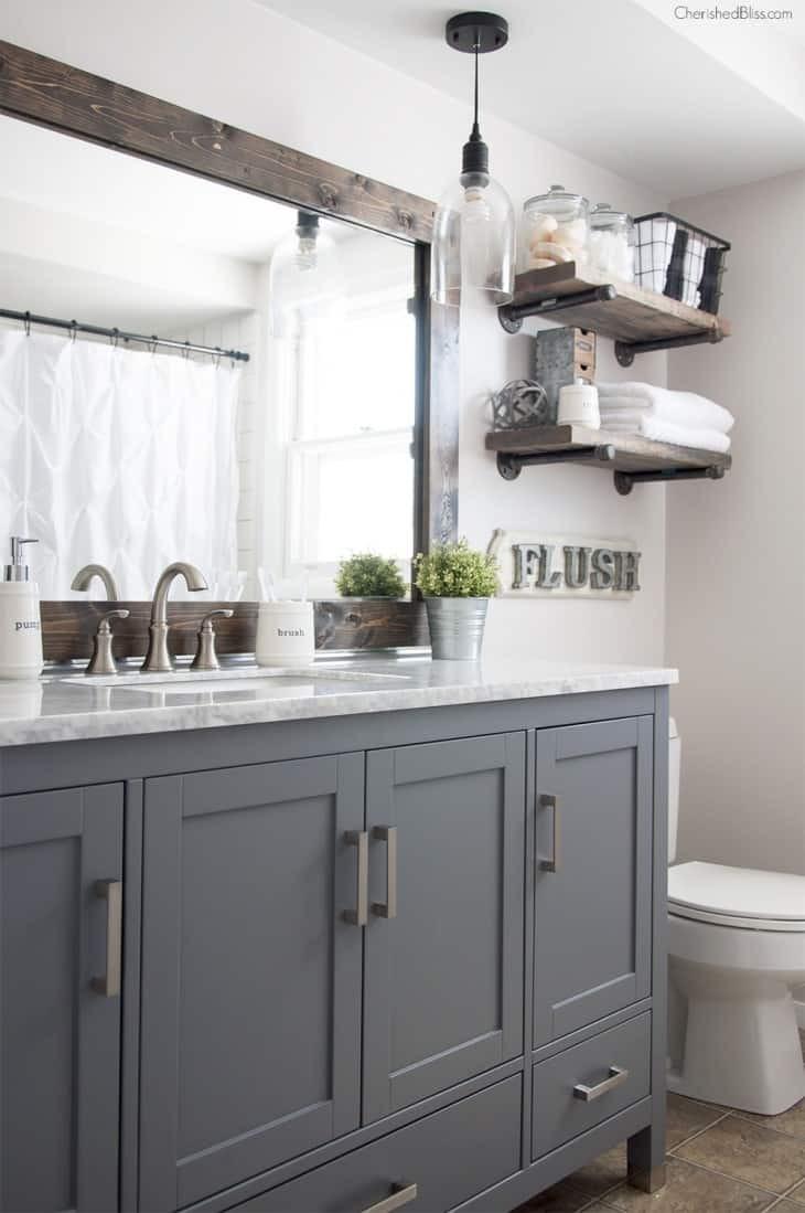 Farmhouse Bathroom Mirrors Fresh Farmhouse Home Decor the 36th Avenue