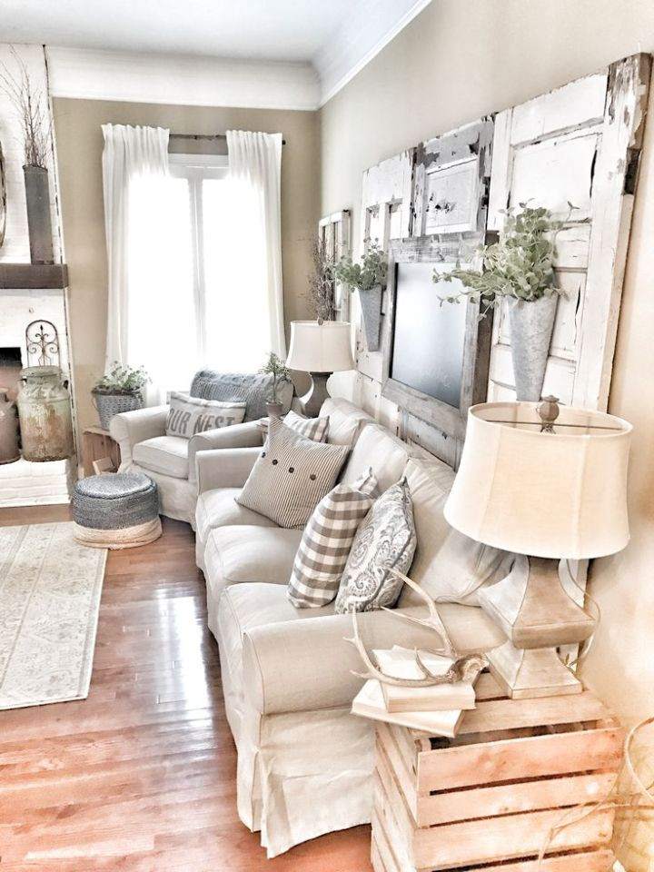 Farmhouse Living Room Paint Colors New Rustic but Elegant How to Create the Ultimate Farmhouse