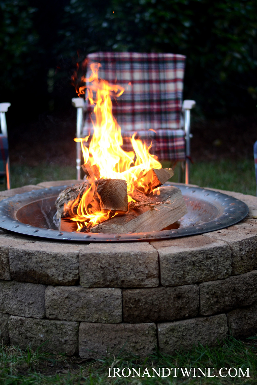 Fireplace Fire Pit  how to build a fire pit