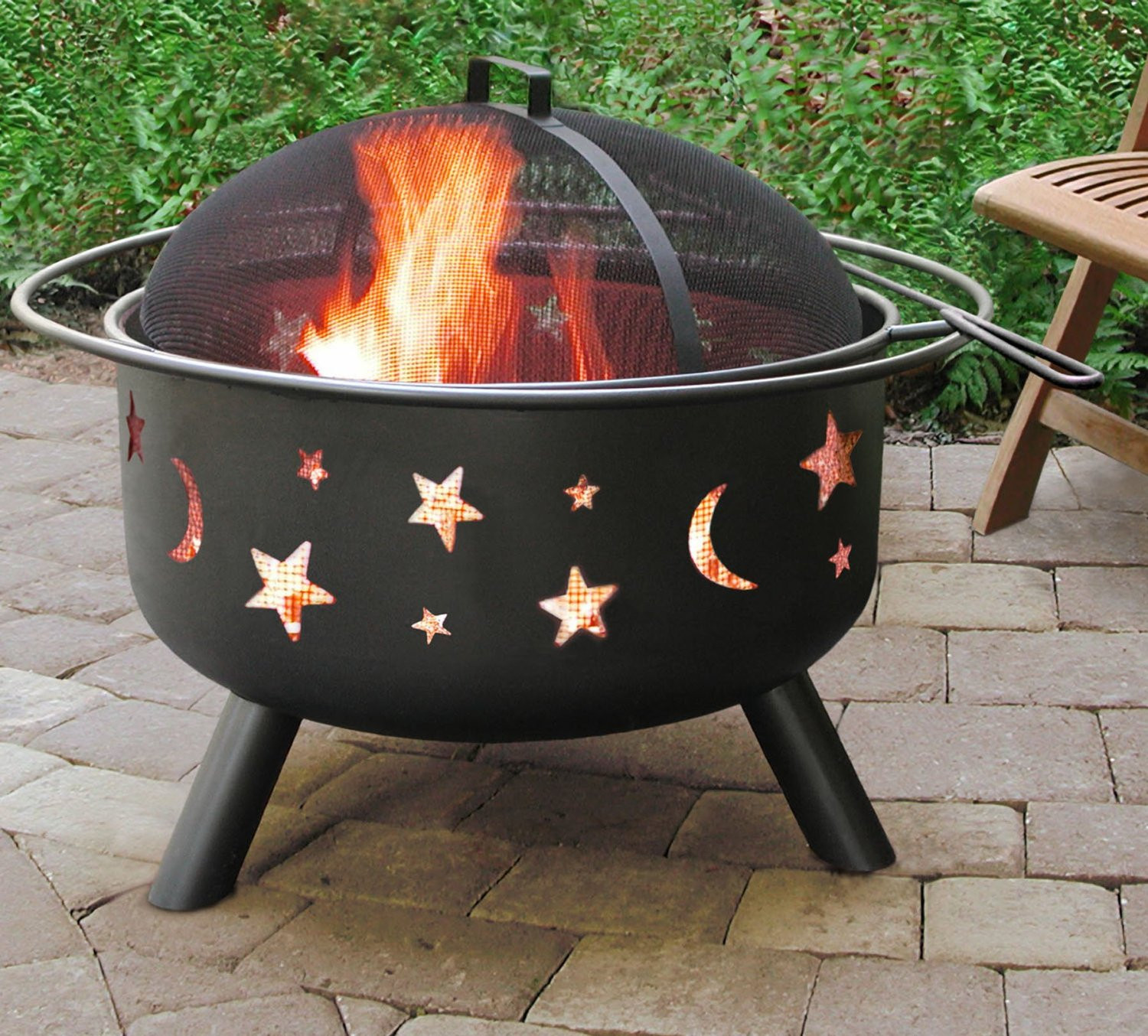 Fireplace Fire Pit  Top Rated Outdoor Fire Pit Expert Guide