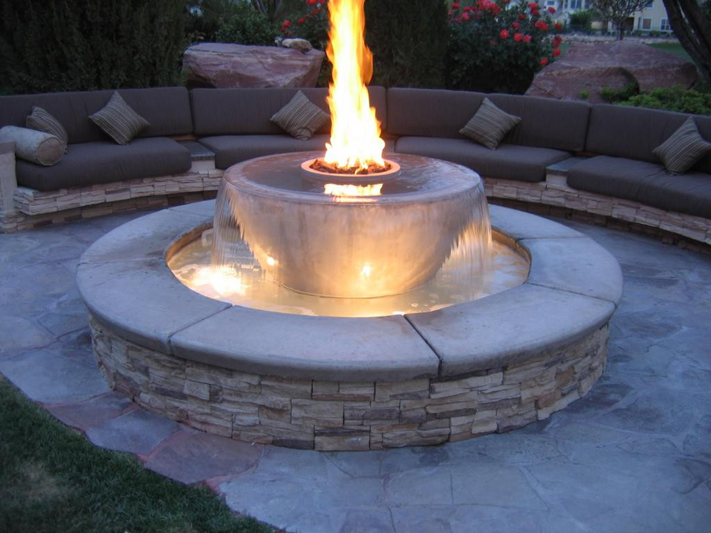 Fireplace Fire Pit  What are the different types of outdoor fire pits