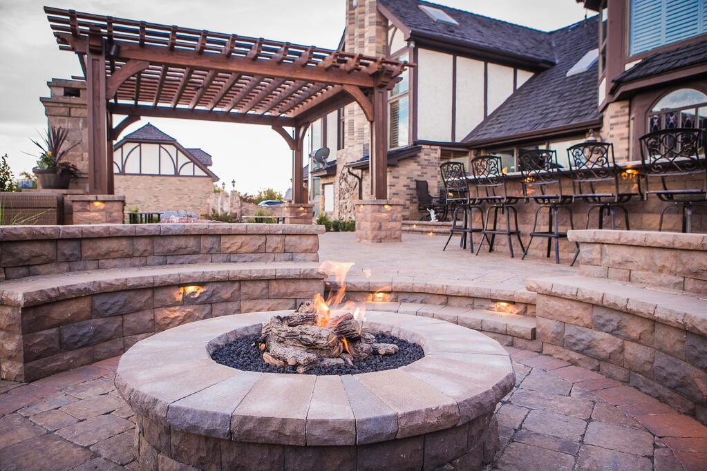 Fireplace Fire Pit  Backyard Fire Pits The Ultimate Guide to Safe Design