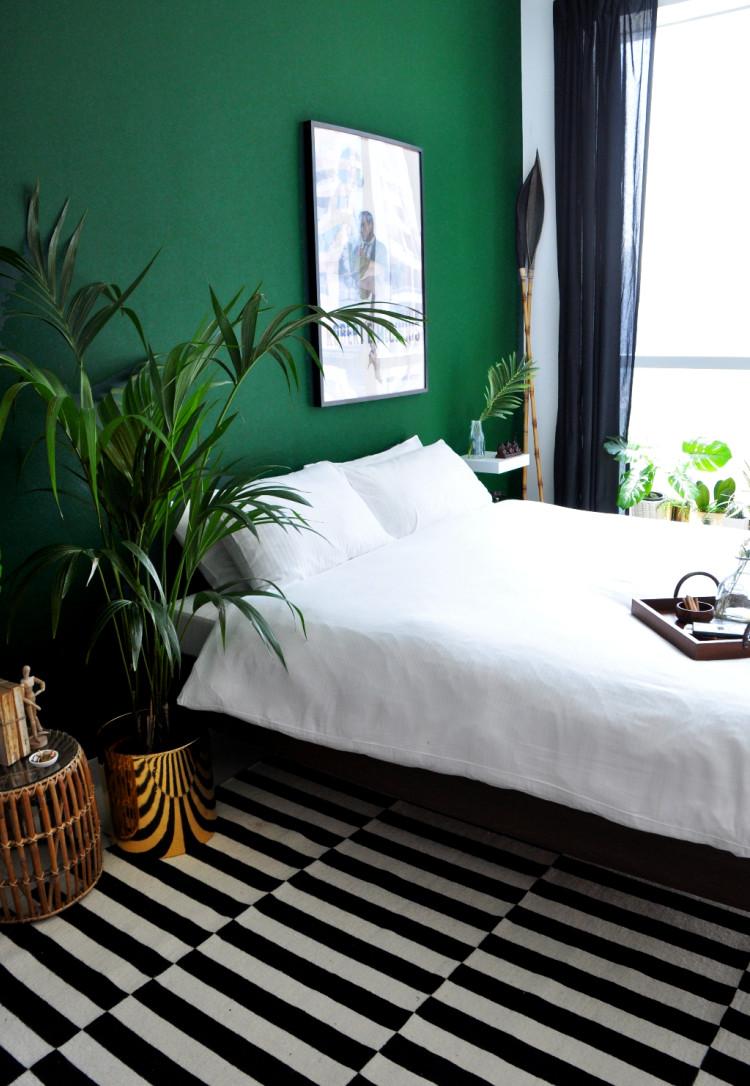 Green Bedroom Walls Elegant 26 Awesome Green Bedroom Ideas Decoholic