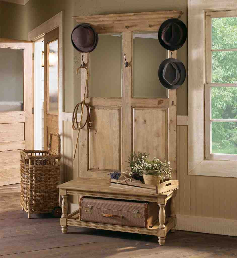 Hall Tree With Storage Bench  Hall Tree Bench with Shoe Storage Home Furniture Design