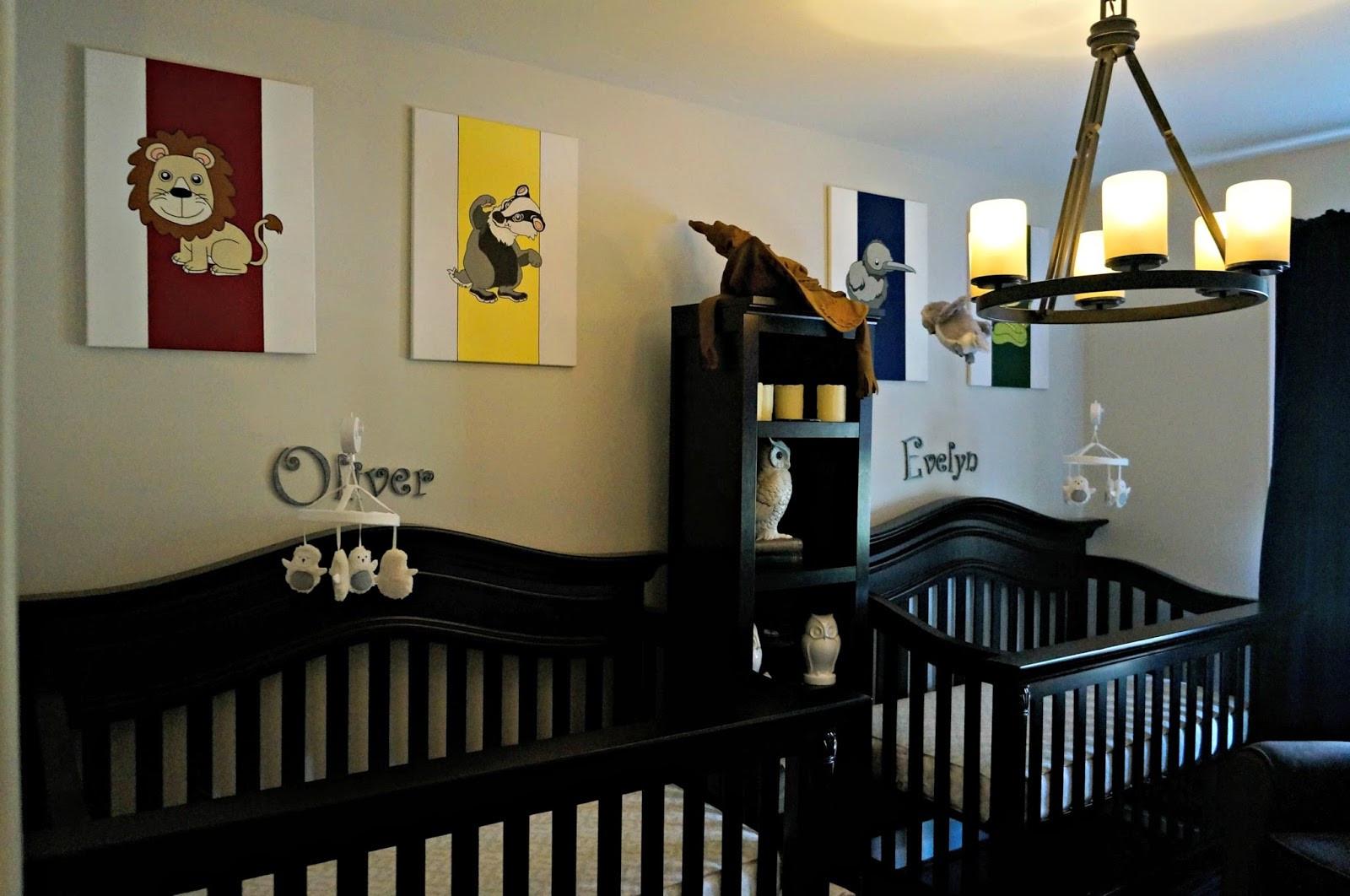Harry Potter Baby Room Decor  UntitledUnderlined Finished Harry Potter Nursery