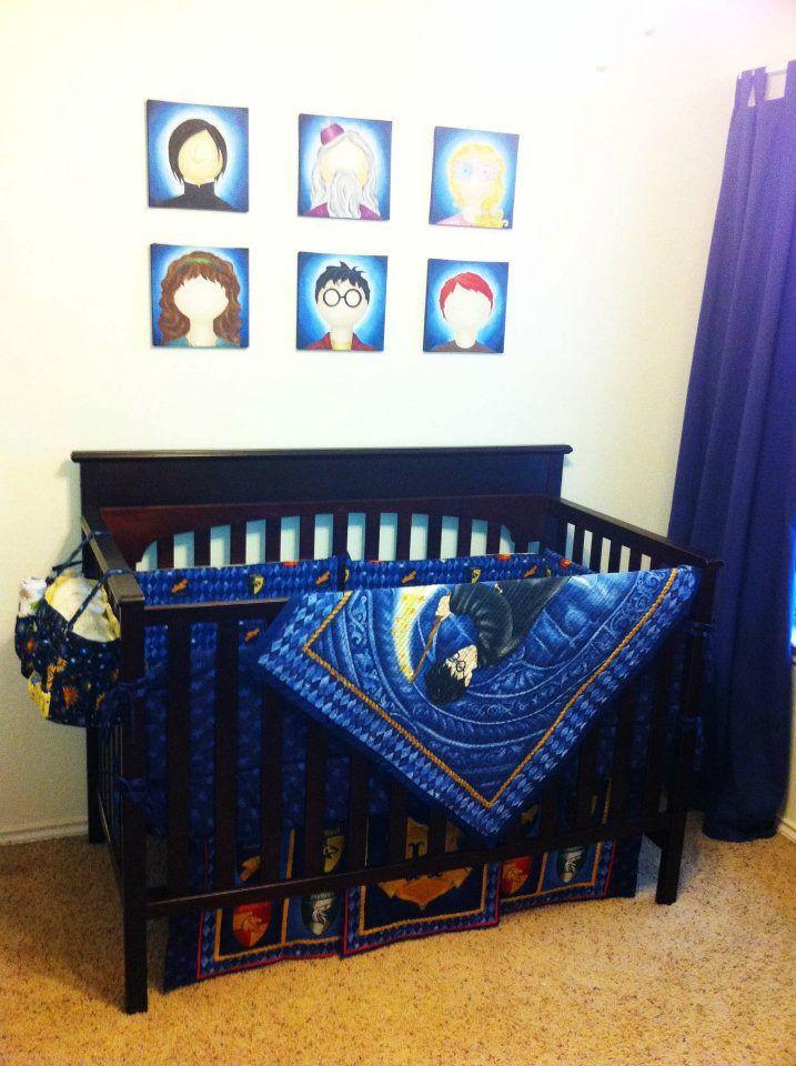 Harry Potter Baby Room Decor  124 best Harry Potter Nursery Ideas images on Pinterest