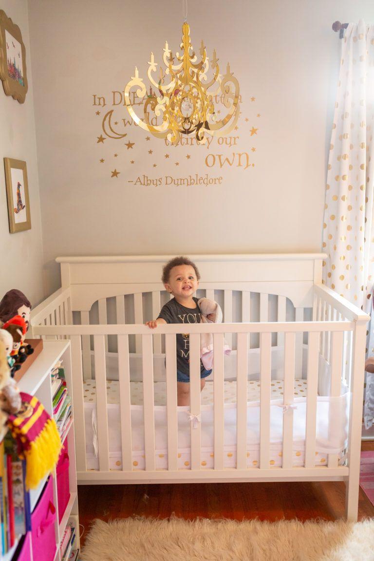 Harry Potter Baby Room Decor  Harry Potter Nursery in 2020