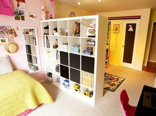 How To Divide A Shared Kids' Room  Design Solutions for d Kids Bedrooms