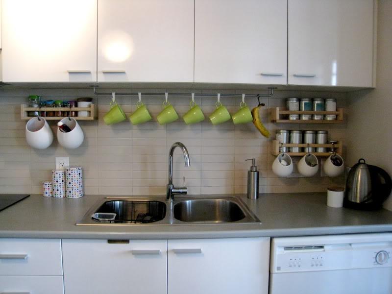 Ikea Kitchen Hanging Storage  The Best IKEA Hacks To Help You Organize Your Kitchen