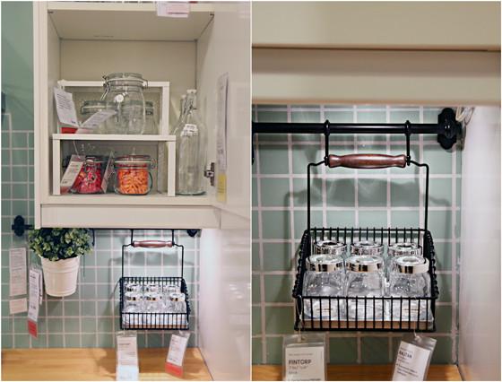 Ikea Kitchen Hanging Storage  IKEA Eye Candy Storage Solutions