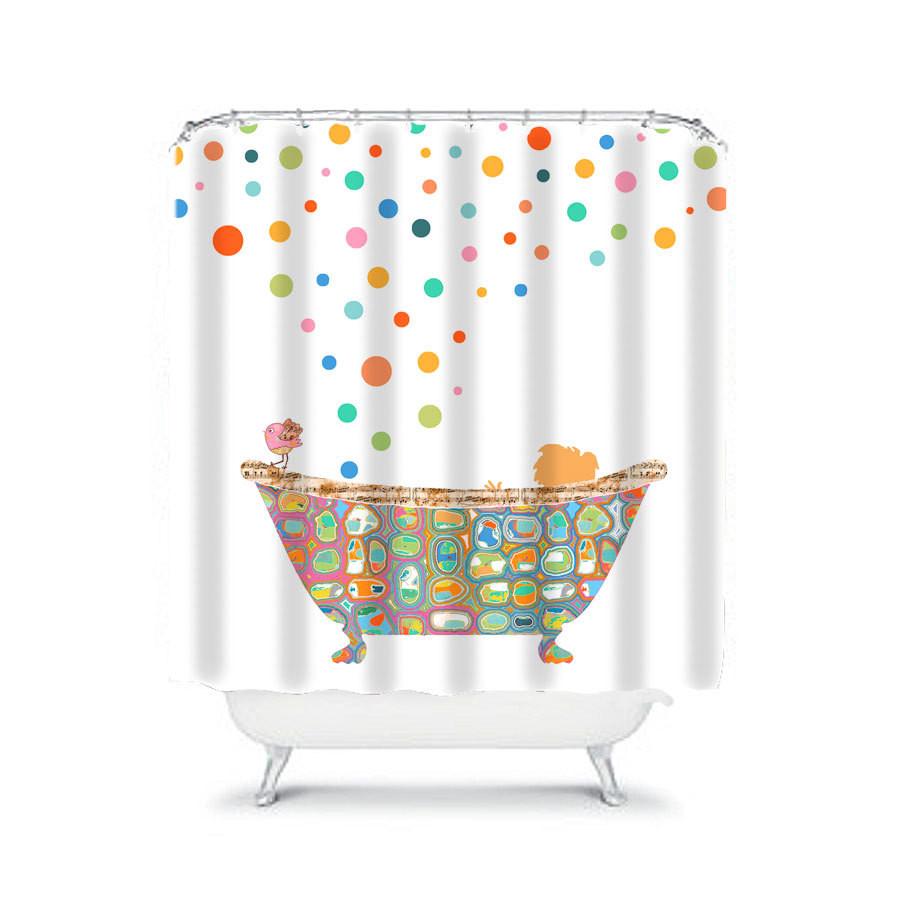 Kids Bathroom Sets  kids shower curtain bathroom decor shower curtains child