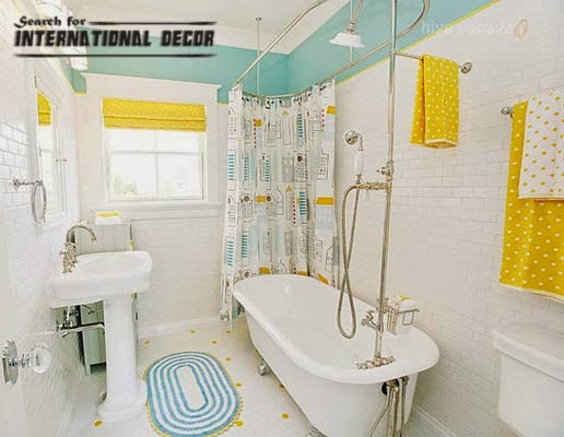 Kids Bathroom Sets  18 Cool Kids bathroom decorating ideas