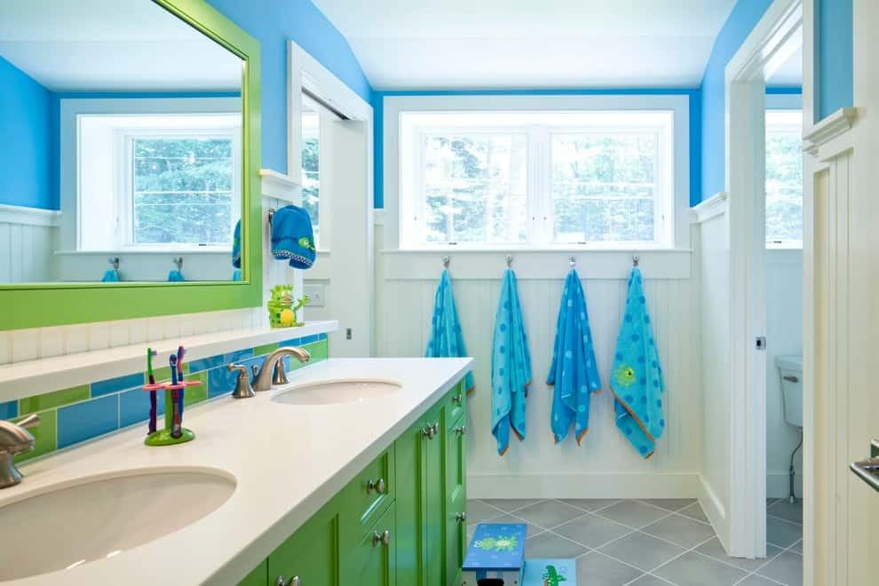 Kids Bathroom Sets  100 Kid s Bathroom Ideas Themes and Accessories s