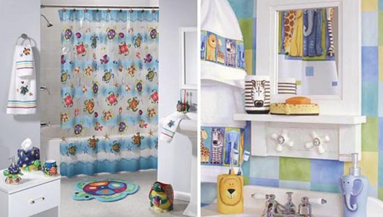 Kids Bathroom Sets  Kid Bathroom Decorating Ideas TheyDesign