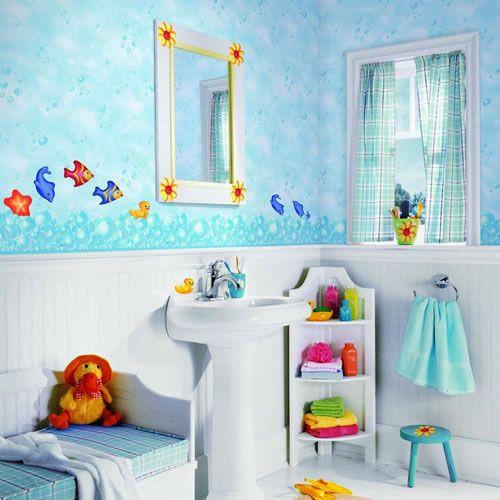 Kids Bathroom Sets  222 Kids Bathroom Themes to
