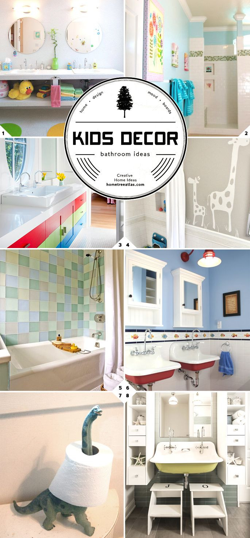 Kids Bathroom Sets  Kids Bathroom Decor and Design Ideas