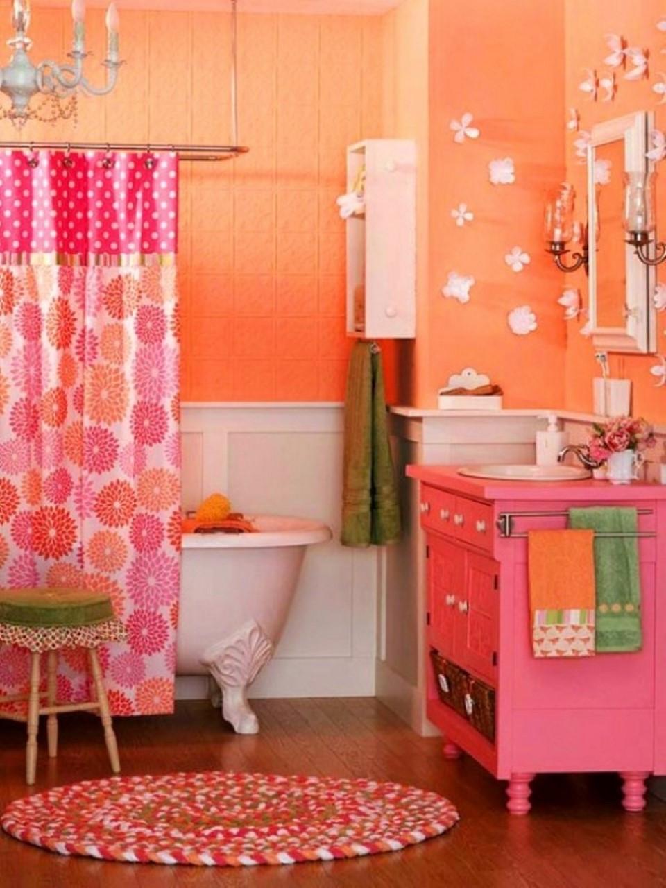 Kids Bathroom Sets  Unique Kids Bathroom Decor Ideas Amaza Design