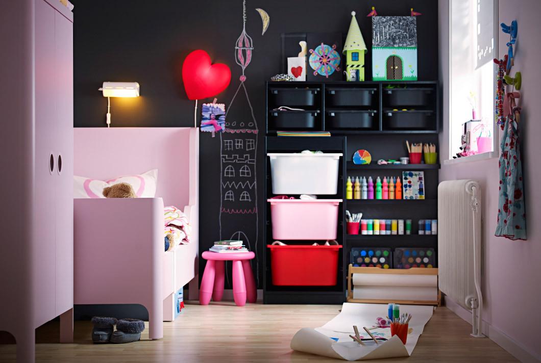 Kids Bedroom Storage  Four super smart storage ideas for kids bedroms