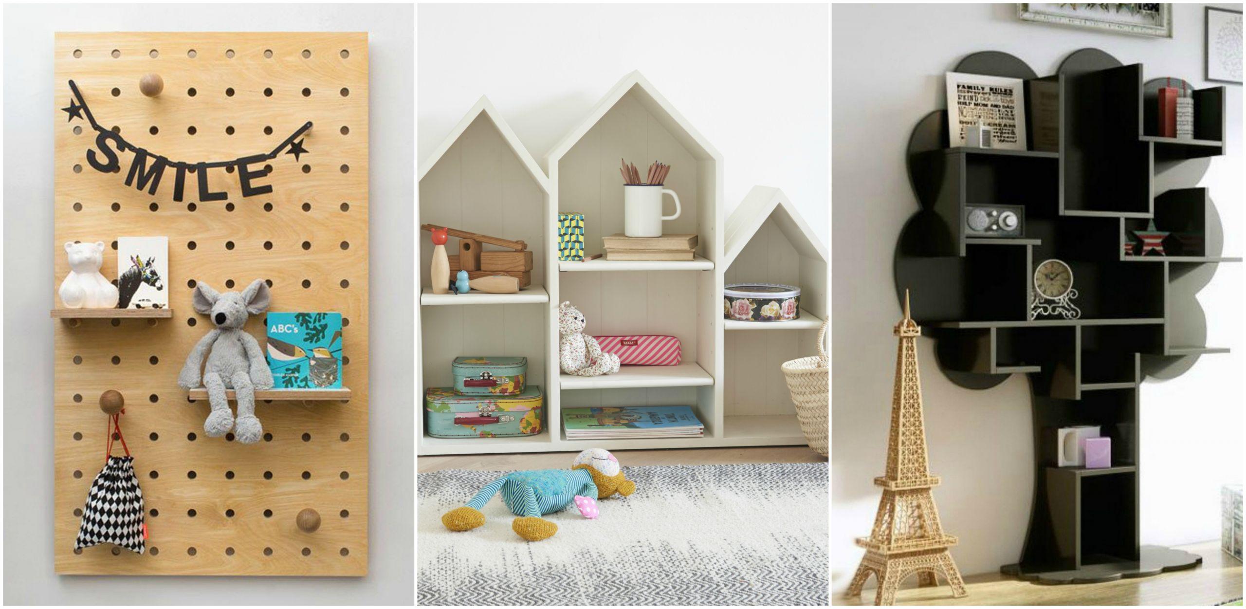 Kids Bedroom Storage  10 children s room storage ideas kids bedroom and