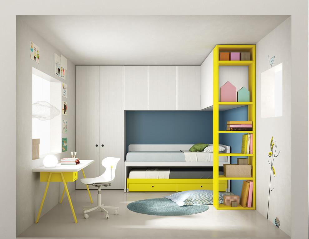 Kids Bedroom Storage  21 Children Bedroom Designs Decorating Ideas