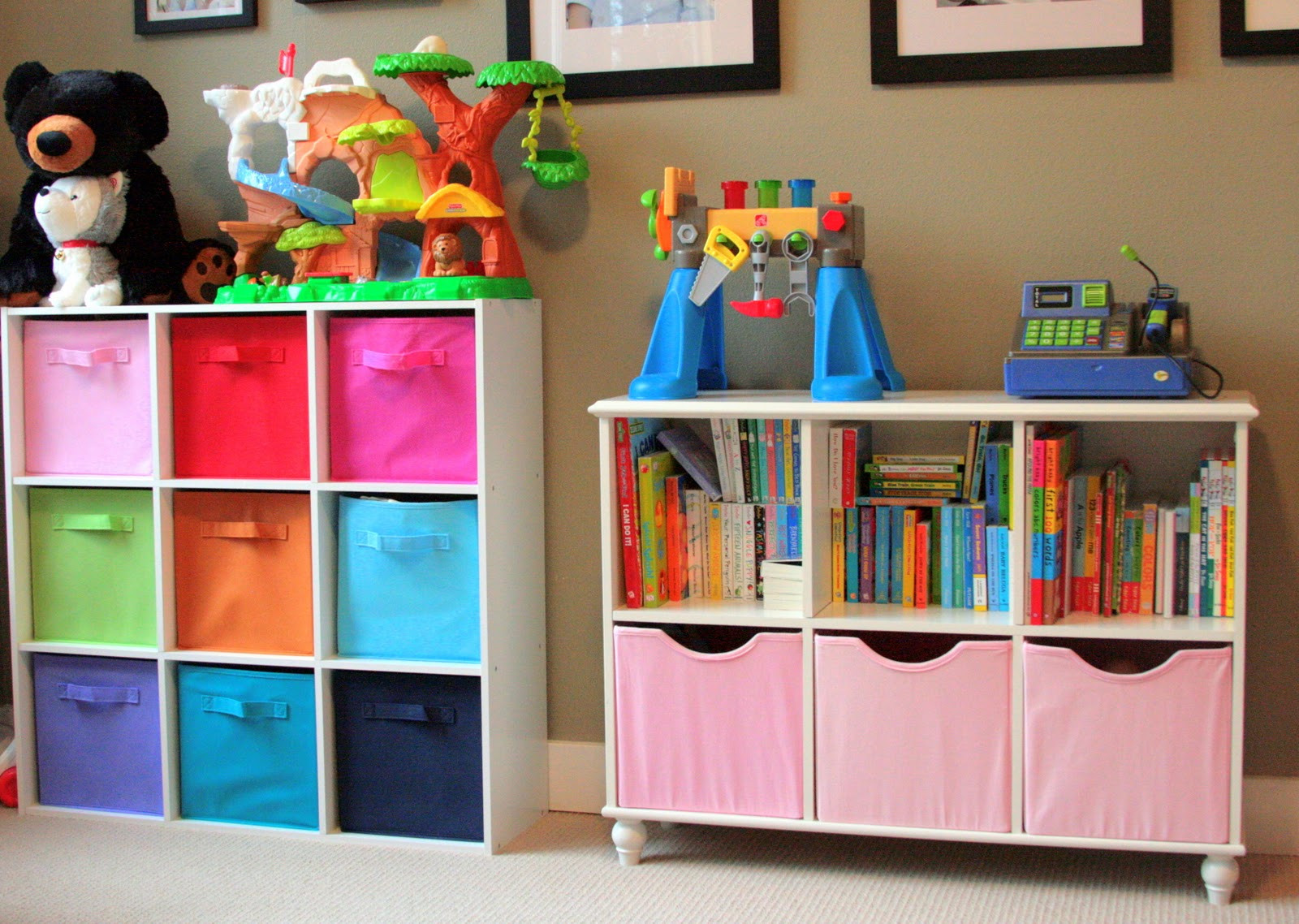 Kids Bedroom Storage  Kid's Bedroom Storage Solutions by Homearena