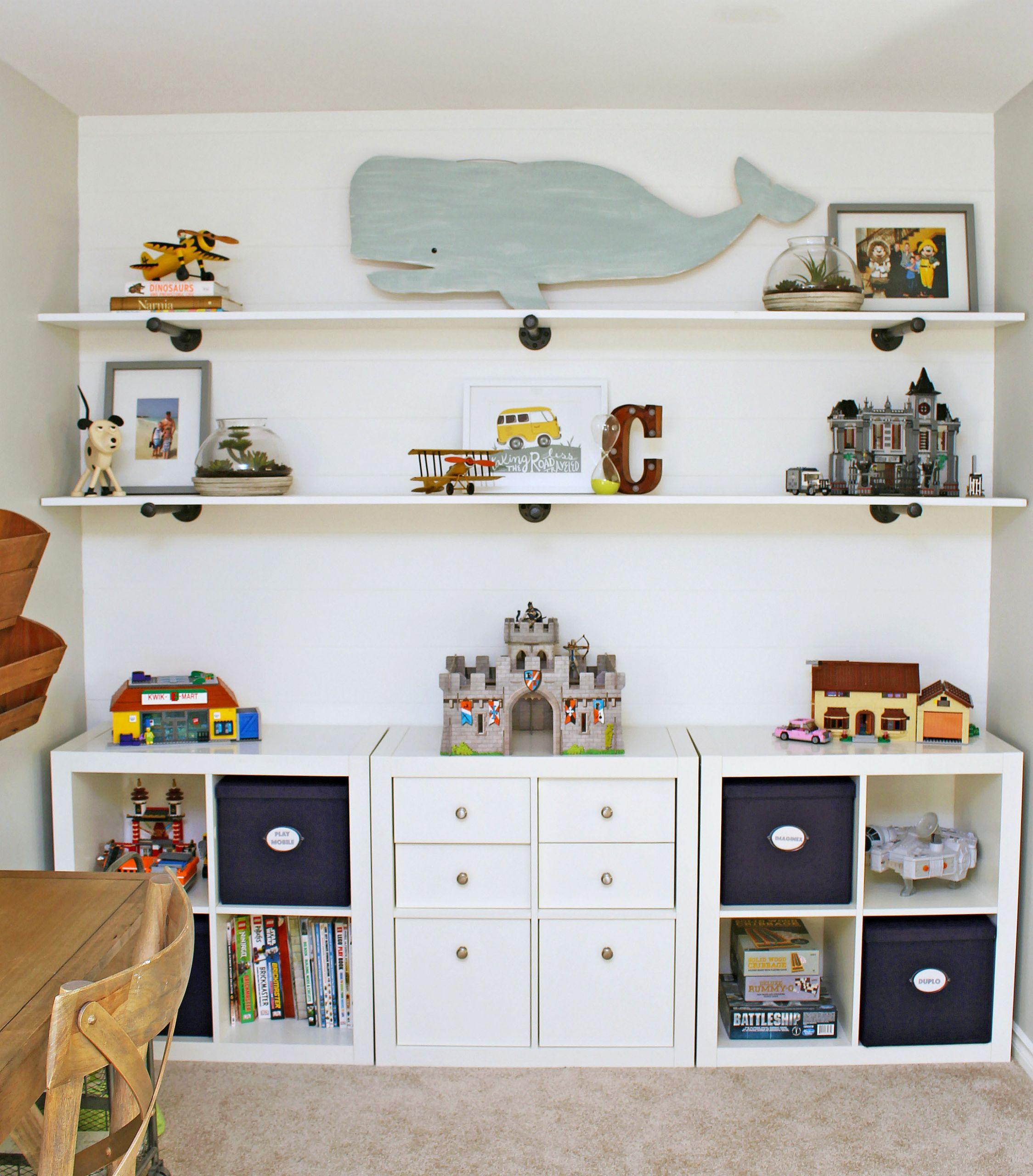 Kids Bedroom Storage  Kids Bedroom Organization August HOD Clean and Scentsible