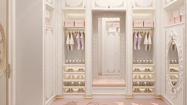 Kids Dressing Room  Beautiful Dressing Room Design in Dubai by Luxury