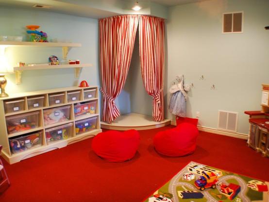 Kids Dressing Room  Kids Playroom Creation Family Benefits