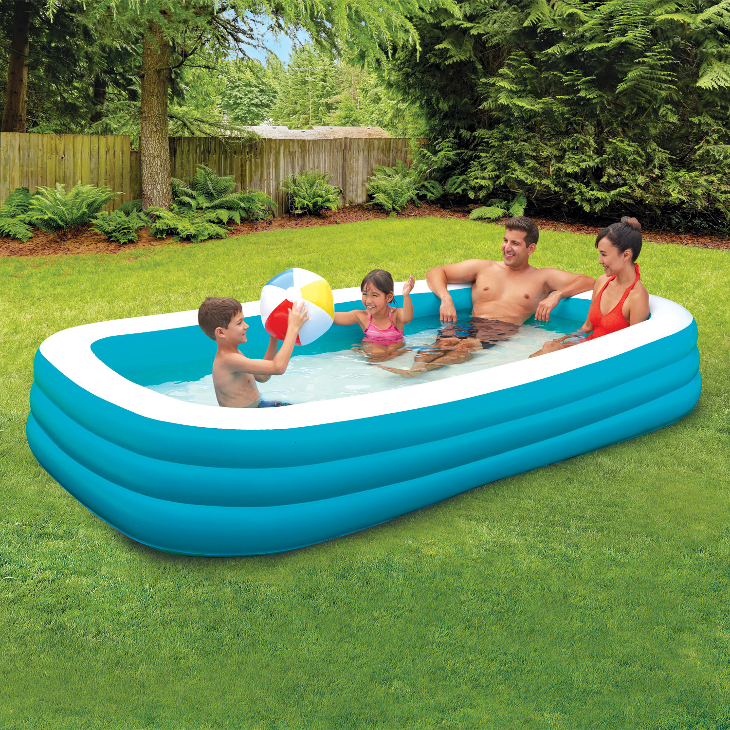 Kids Outdoor Swimming Pool  Play Day Family Swimming Pool Kids Outdoor Inflatable