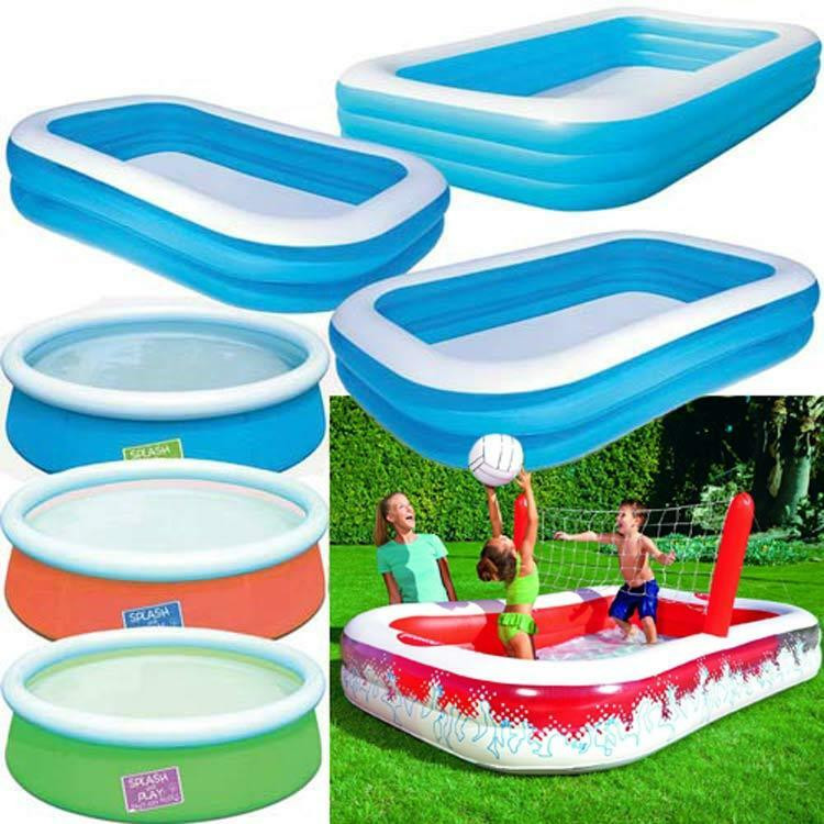 Kids Outdoor Swimming Pool  Family Swimming Pool Garden Outdoor Summer