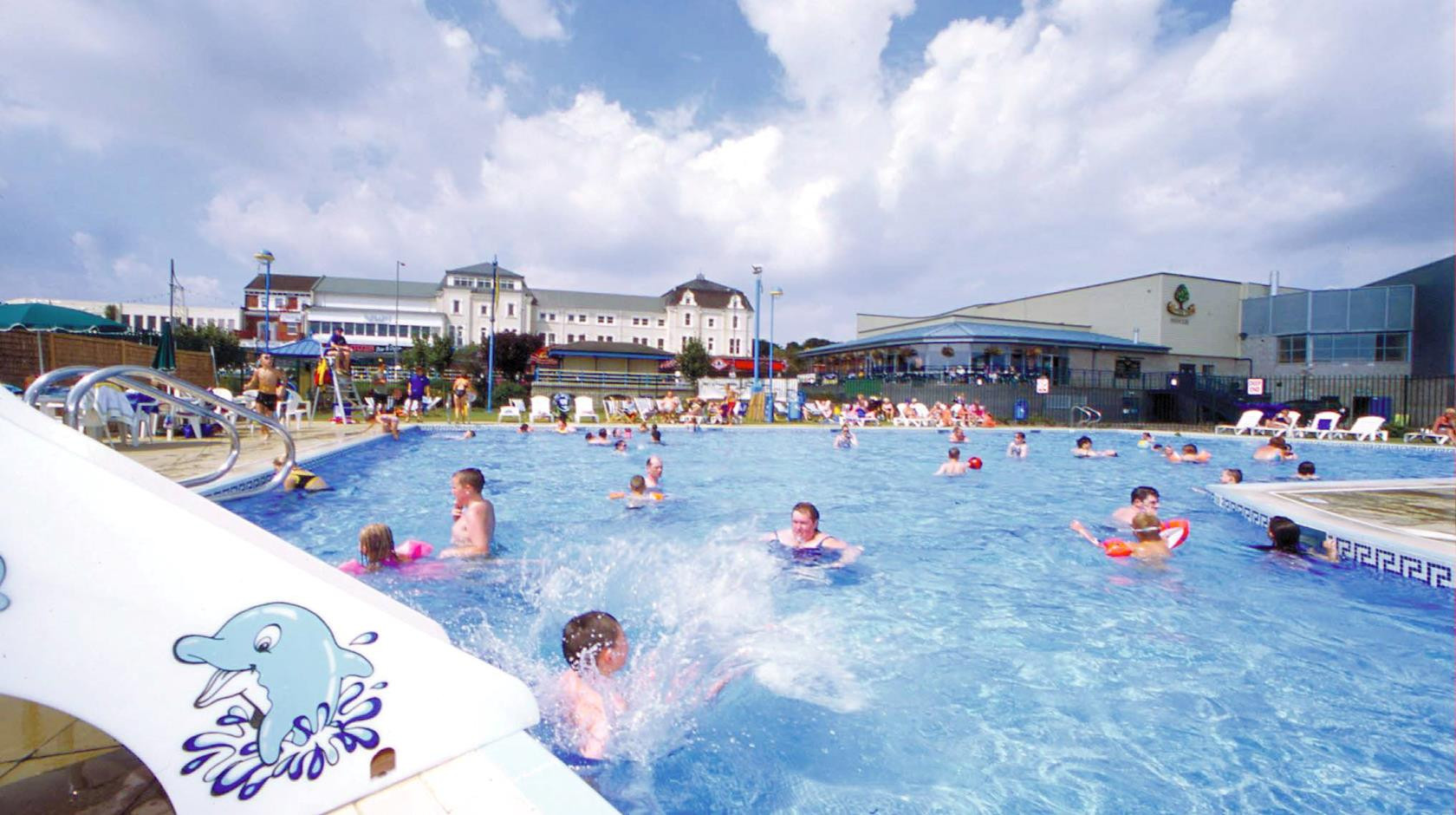 Kids Outdoor Swimming Pool  Embassy Outdoor Swimming Pool