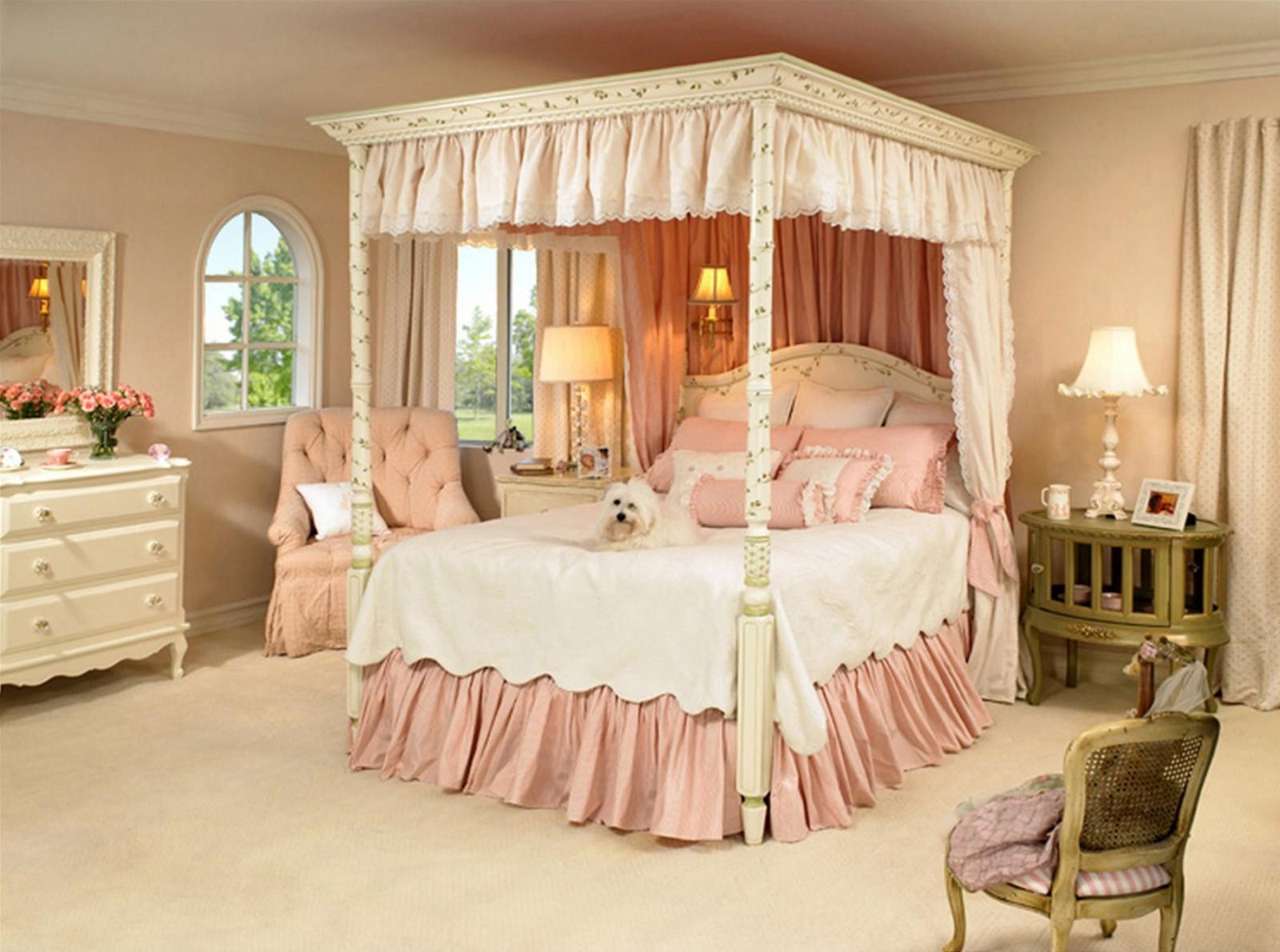 Kids Princess Room  AFK Fine Furniture for Children The Glam Pad