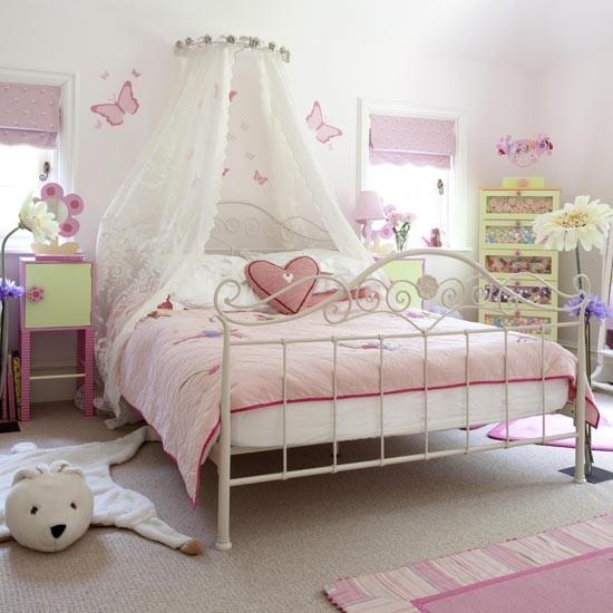Kids Princess Room  10 Adorable Princess Themed Girls Bedroom Ideas Rilane