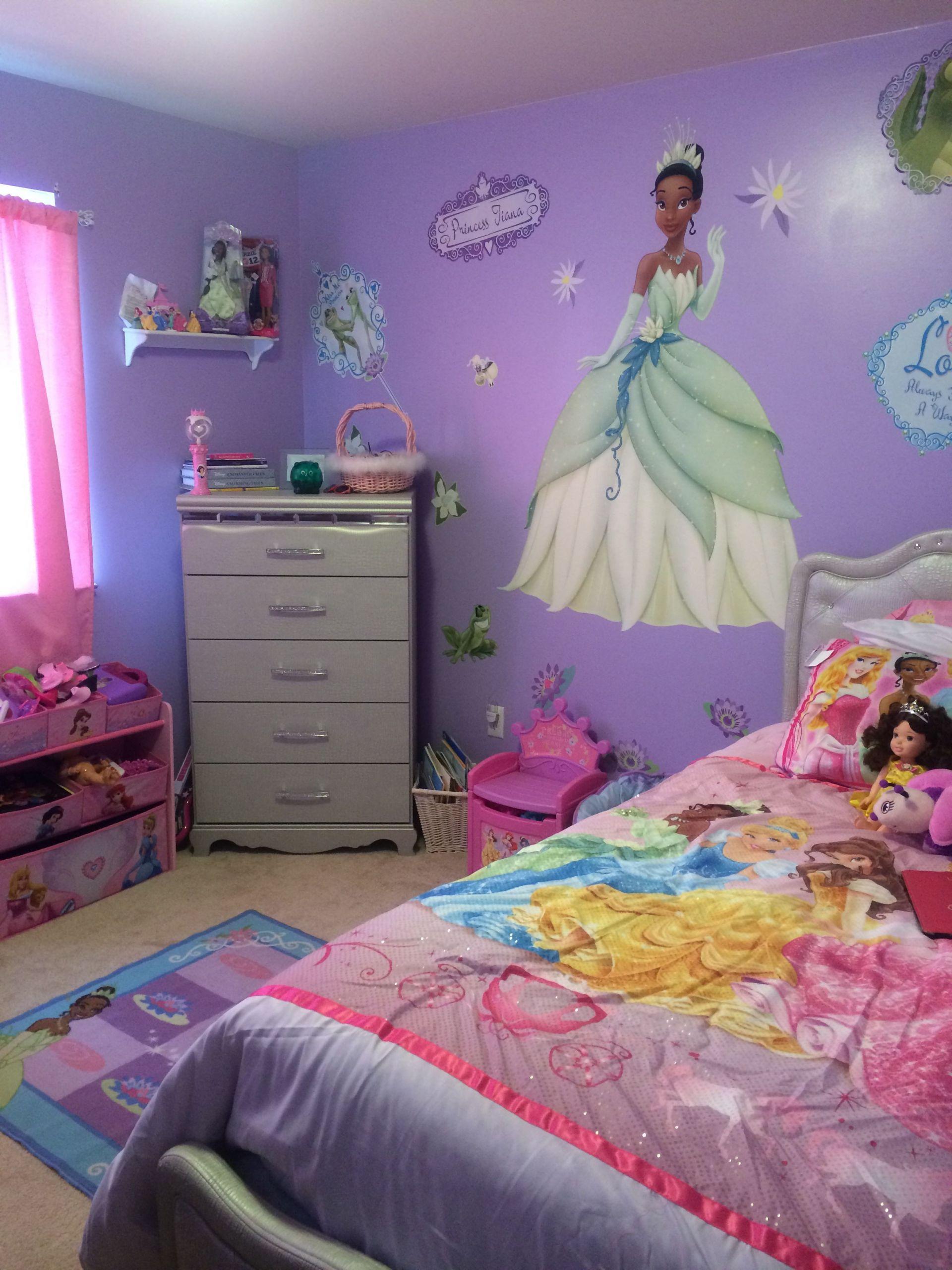 Kids Princess Room  Disney Princess Room