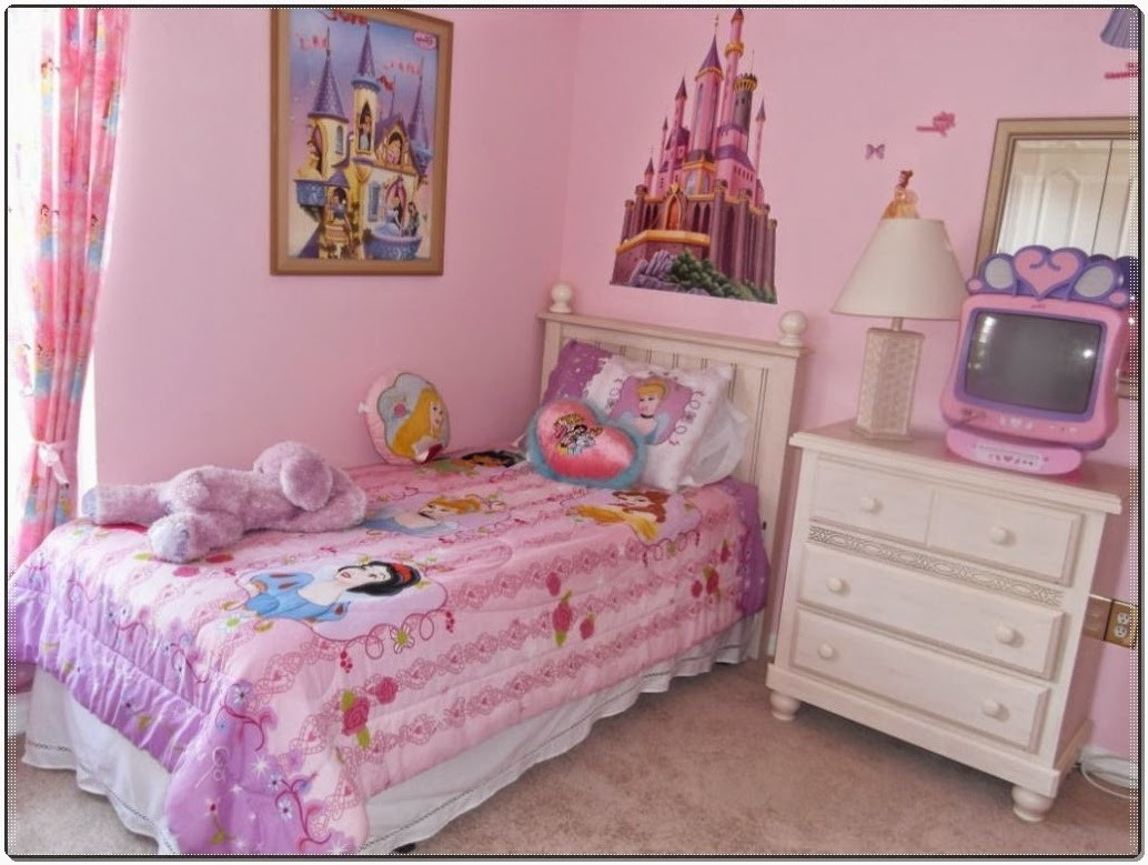 Kids Princess Room  Kids Bedroom The Best Idea Little Girl Room With