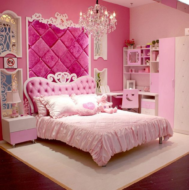 Kids Princess Room  17 Glorious Princess Themed Child s Room Designs That Will