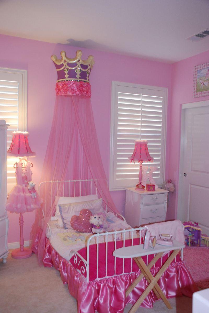 Kids Princess Room  Princess bedrooms