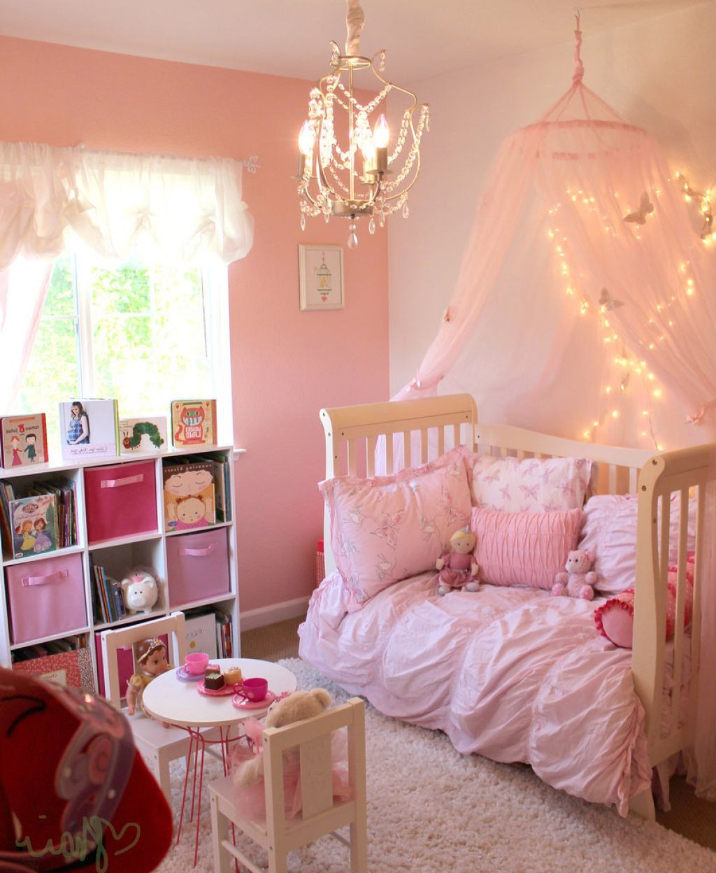 Kids Princess Room  32 Dreamy Bedroom Designs For Your Little Princess