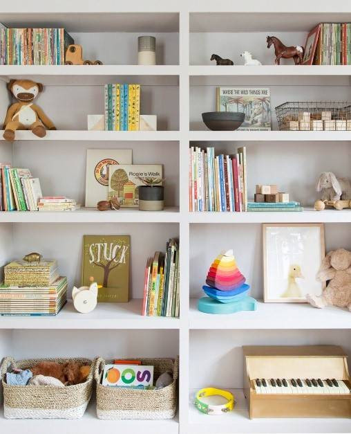 Kids Room Shelving Luxury Kids Room Shelving Ideas and Tips for Styling them