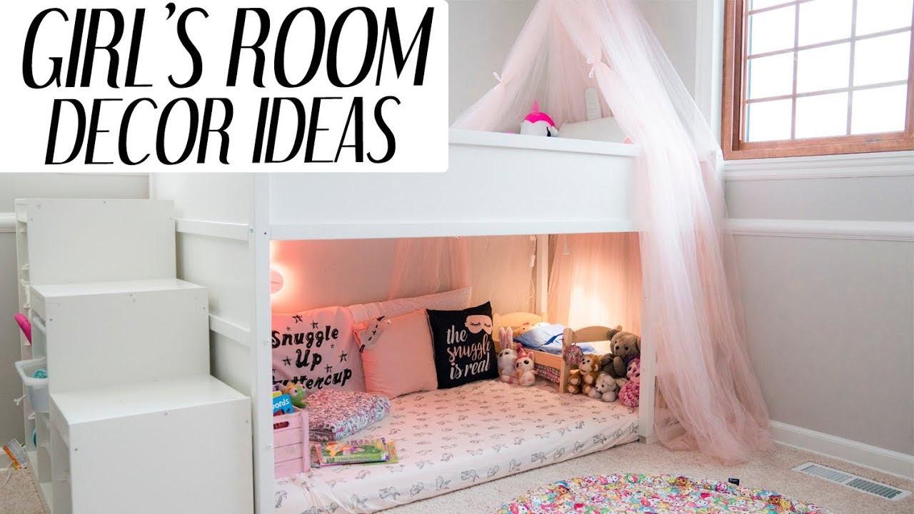 Kids Room Stuff  Kids Room Decor Ideas For Girls l xolivi