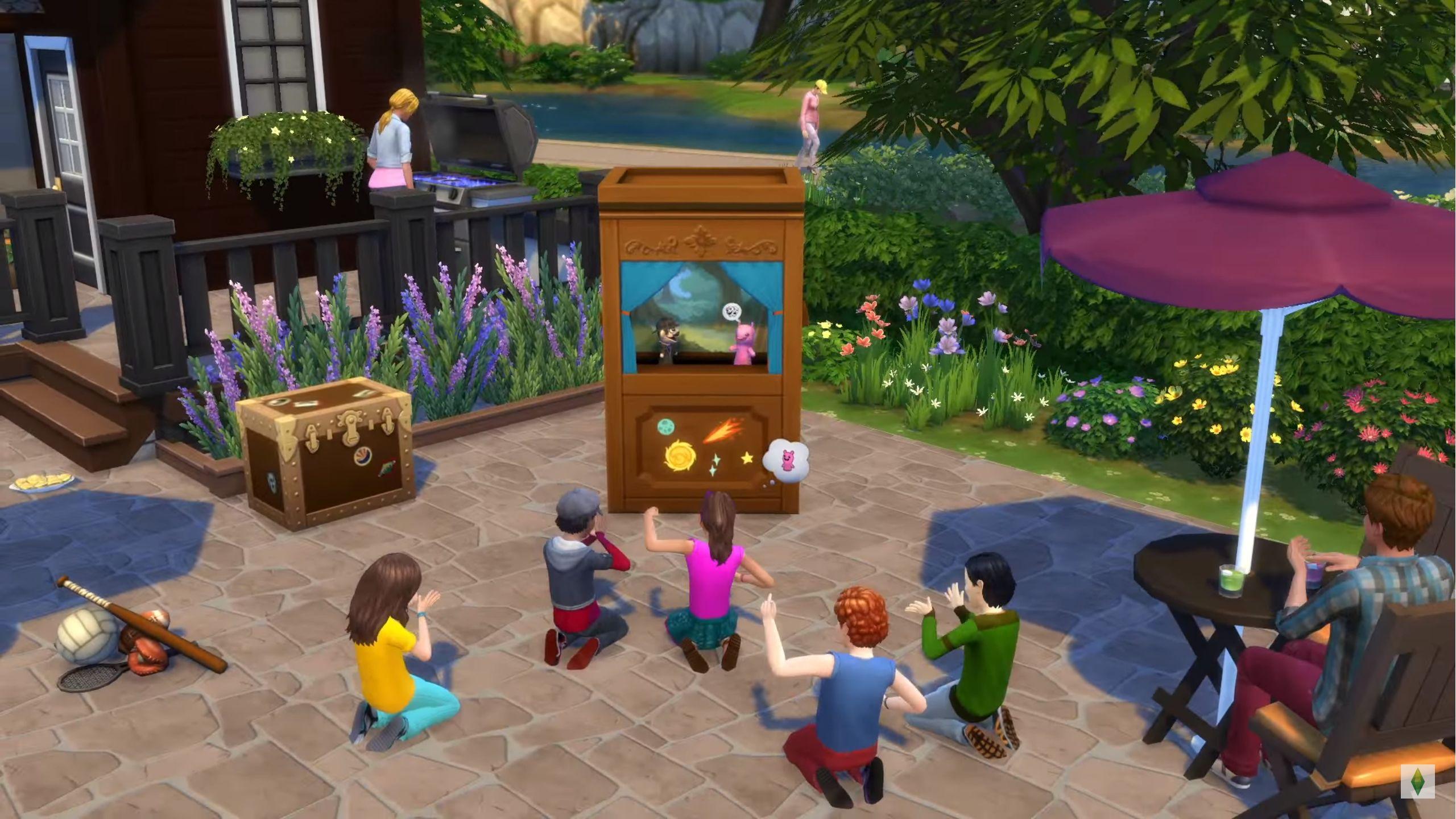 Kids Room Stuff  The Sims 4 Kids Room Stuff Pack