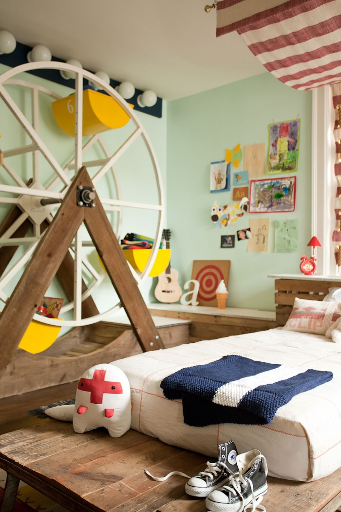 Kids Room Stuff  Whimsical Kids Rooms