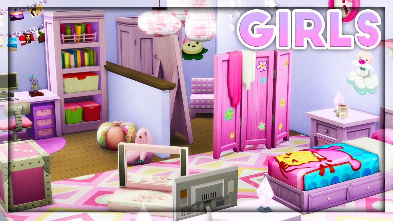 Kids Room Stuff  The Sims 4 Room Build