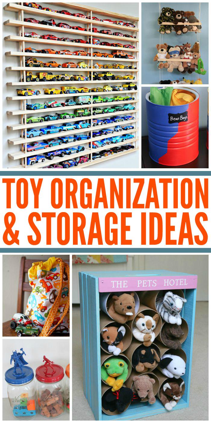 Kids Toy Organizing Ideas  Toy Organization and Storage Ideas That Will Keep You Sane