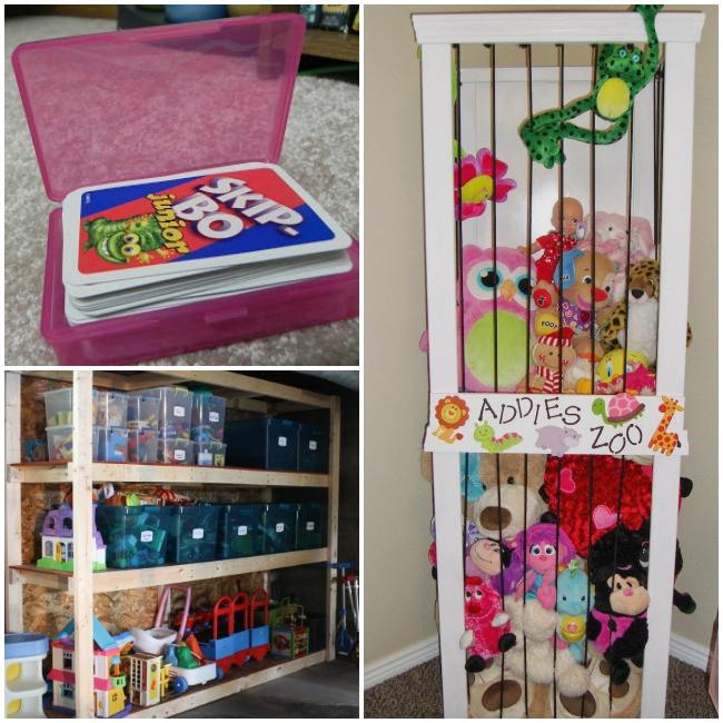 Kids Toy Organizing Ideas  25 Genius Ways to Organize Toys