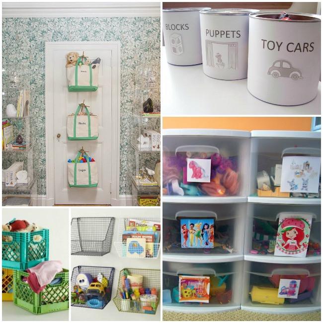 Kids Toy Organizing Ideas  25 GENIUS WAYS TO ORGANIZE TOYS Kids Activities