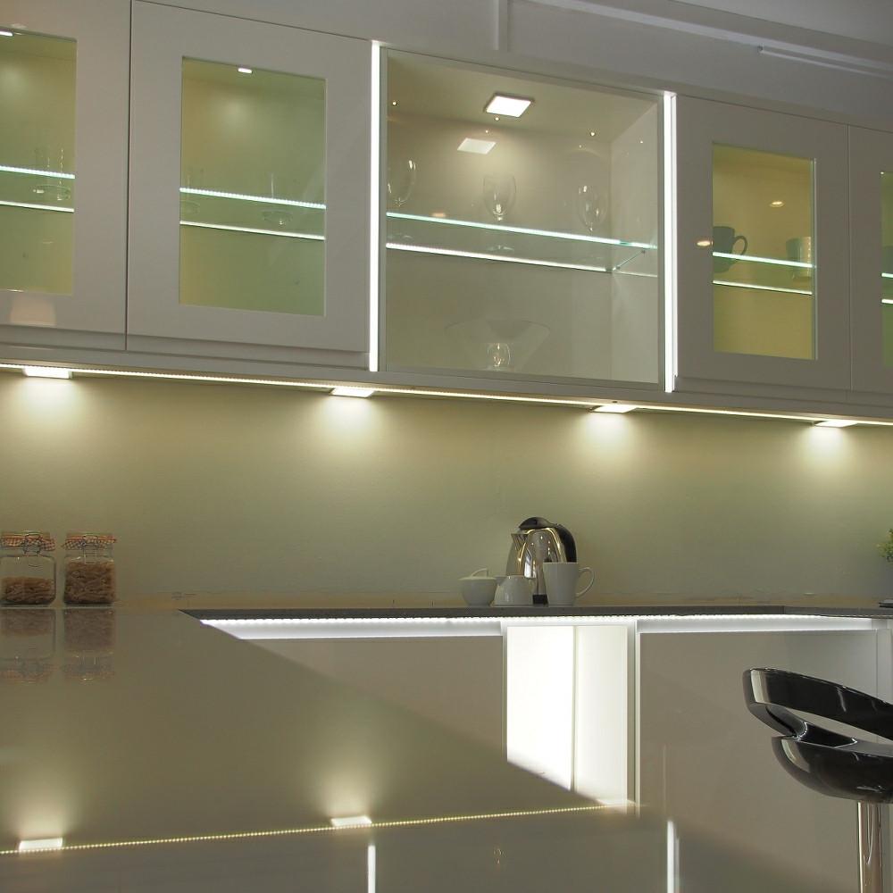 Kitchen Led Lights Under Cabinet  LED Under Cabinet Lighting Kitchen Lighting