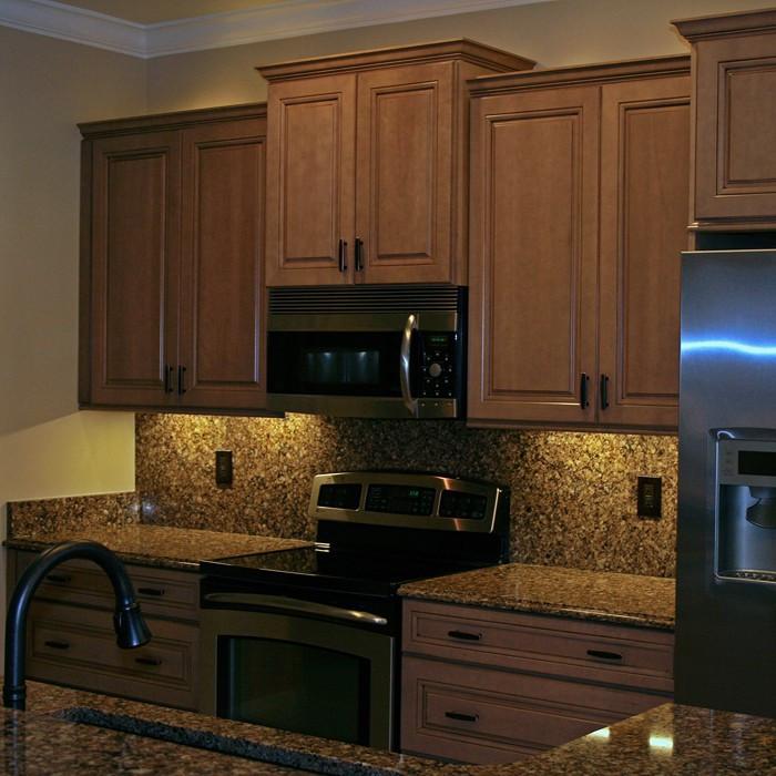 """Kitchen Led Lights Under Cabinet  12"""" LED Under Cabinet Light Bar Kit White DEKOR Lighting"""